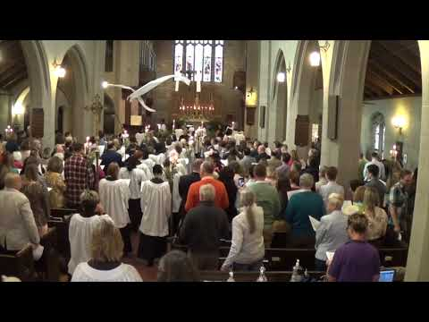 Opening Procession Easter Day 2018