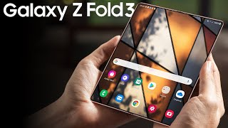 Samsung Galaxy Z Fold 3 - Unbelievable!