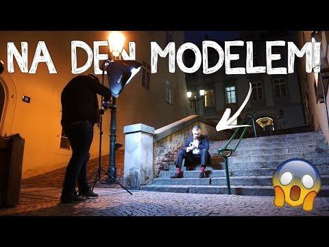 NA DEN MODELEM! | VLOG #1