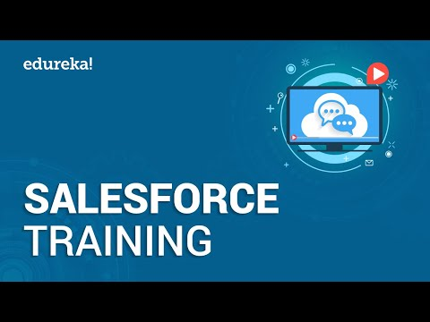 Salesforce Training Videos for Beginners - 1 | Salesforce Tutorial for ...