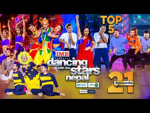 Dancing With the Stars  Nepal | EPISODE 21