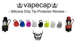 VapeCap Drip Tip Protector Review