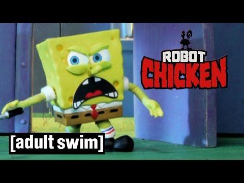 Spongebob prozřel