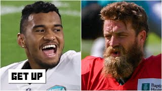 When should Tua Tagovailoa start over Ryan Fitzpatrick? | Get Up