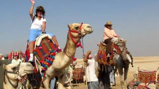 preview picture of video 'Egypt Trip - Part 1 - Cairo, Saqqara, Luxor'