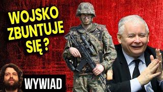 Wojsko Polskie Zbuntuje Się Bo MA DOŚĆ? – Wojskowy Ujawnia Co Dzieje się w Armii! Analiza Komentator