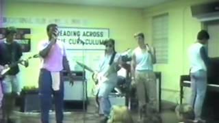 Oyeah Concert 1988 Antilles Middle School Concert dir Nancy Janoson/
