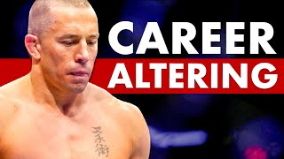 10 Defining Moments That Forever Altered A Fighter's Career