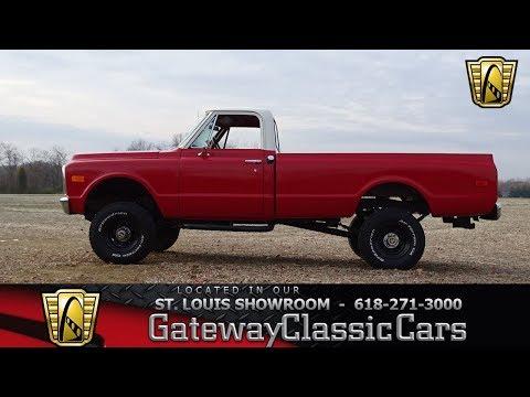 1972 Chevrolet K-10 for Sale - CC-1046359