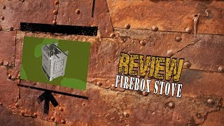 Firebox Stove Review