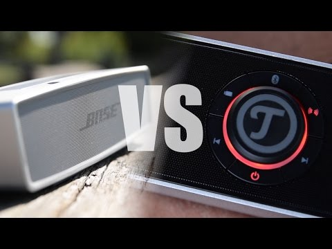 Teufel Bamster Pro Vs. Bose Soundlink mini 2 Review-Battle ausführlich