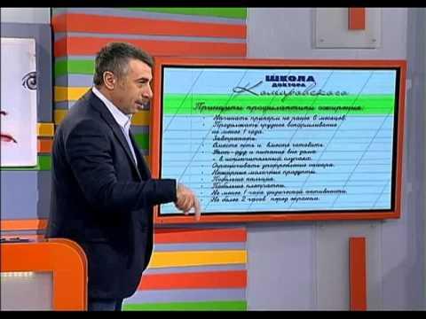 Ребенок с лишним весом - Школа доктора Комаровского