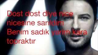 Tarkan - Kara Toprak lyrics