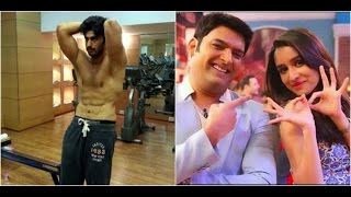 Arjun Sets Up Illegal Gym On His Terrace  Shraddha Spotted At Kapils Show