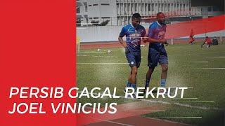 Persib Bandung Batal Rekrut Pemain asal Brasil Joel Vinicius