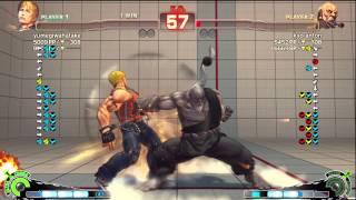 Anton (Gouken) Vs Yumegiwahatake (Cody) - AE 2012 Matches *720p*