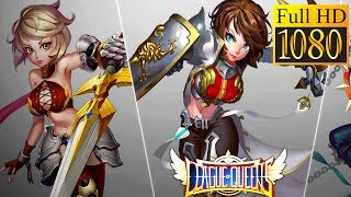 League Of Queens Game Review 1080P Official Tutugame Co.Ltd.
