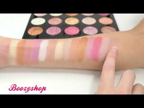 Makeup Revolution Makeup Revolution HD Pro Amplified Get Baked Palette