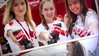 Coca-Cola Hellenic. Ural Coca cola 131 let