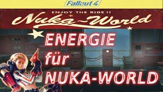 Fallout 4 - So stellt ihr die Energie in Nuka World wieder her!