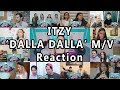 "ITZY ""달라달라(DALLA DALLA)"" M/V ""Reaction Mashup"""