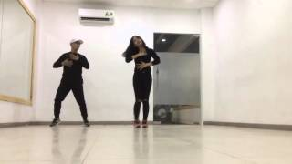 Hello - Jay Kim Choreography Dance Cover By Lill & Pon of Gs.201