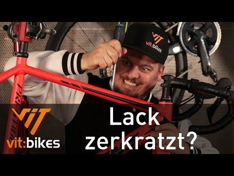 So könnt ihr euren Lack schützen - Rahmenschutzfolie - vit:bikesTV