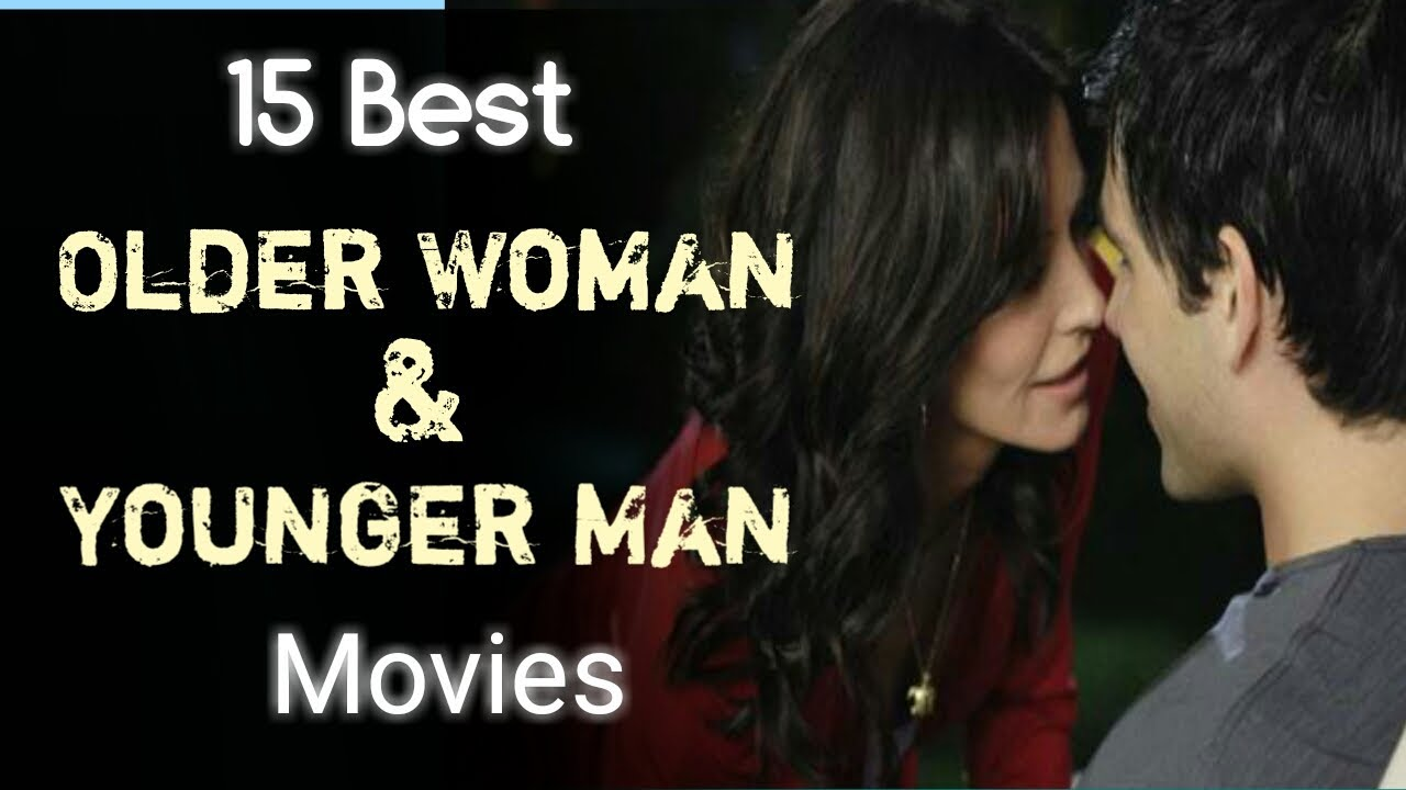 And relationship with movie older man woman younger Age gap