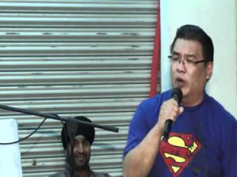 超人丘光耀:国阵政权谋财害命