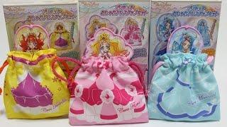 プリキュア おしゃれドレスアップセット 全3種 Go!プリンセスプリキュア おもちゃ Precure Japanese Toy
