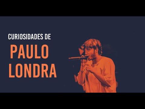 Paulo Londra video Curiosidades de Paulo Londra - Marzo 2020