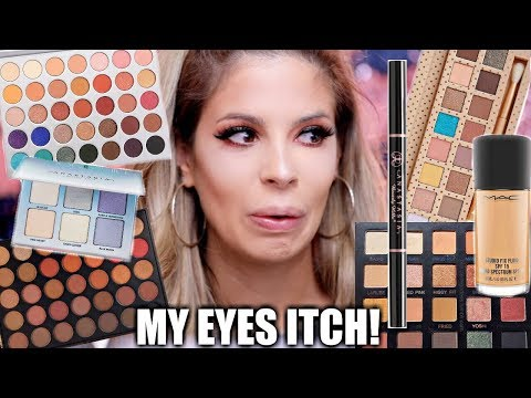 FULL FACE OF FAKE RIPOFF MAKEUP! | HIT OR MISS??
