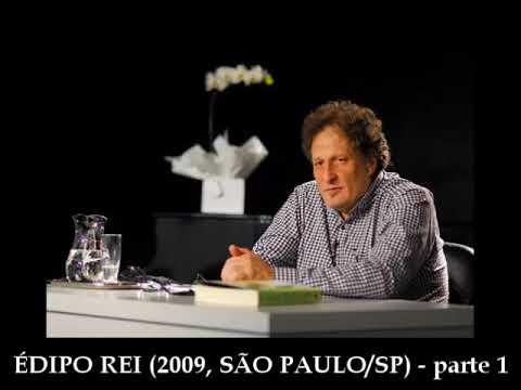 José Monir Nasser - Sófocles - Édipo Rei (São Paulo) - parte 1/2