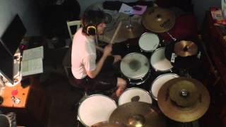 The Black Mare (by Dragonland) Drum Jam