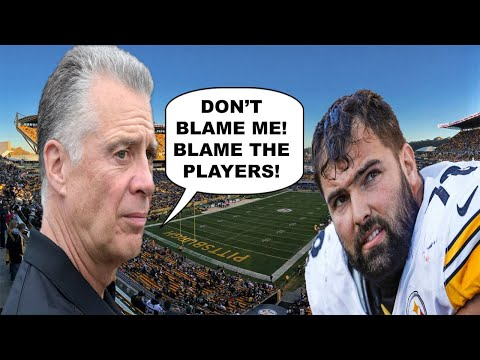 Art Rooney II DOES NOT take RESPONSIBILITY for the Steelers honoring a CRIMINAL and blames players!