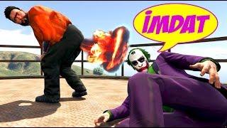 Recep İvedik Öyle Bir Osurdu ki Joker Yerinden Fırladı 4. Bölüm (GTA 5 Hikaye Modu)