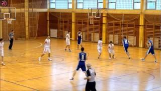 preview picture of video 'KK Županja - KK Drina 73:63'