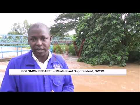 Mbale residents express concern over water scarcity due to heavy downpours