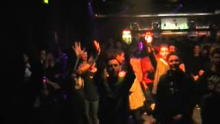 DJ JUS-ED @ LIVINGROOM LAGUNA SWITZERLAND 2014