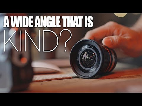 Samyang 12MM f2 - A Wide Angle That's Kind!
