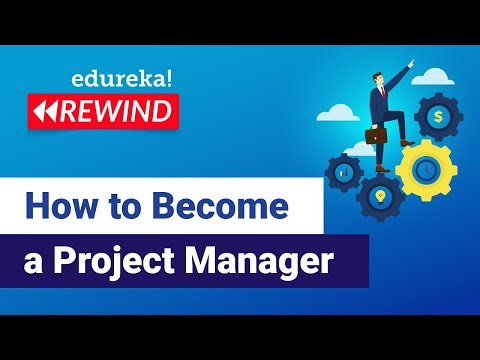 How to Become a Project Manager   Project Manager Certification ...