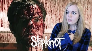 This Is SIC   Slipknot   Solway Firth Official Video Reaction