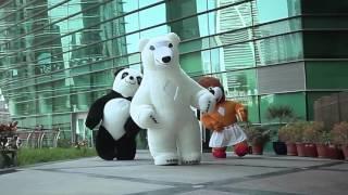 Air Mascots