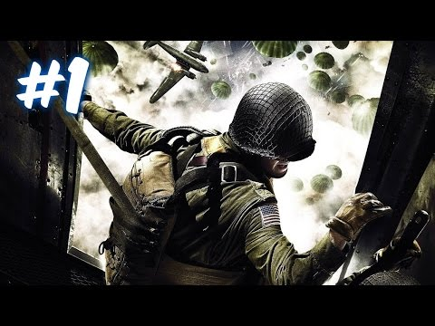 Medal of Honor: Airborne Walkthrough HD - Mission 1 - Infinite Mischief