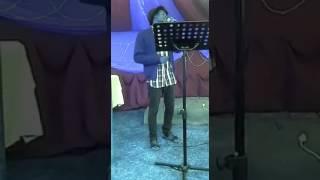 Sibah @Church.