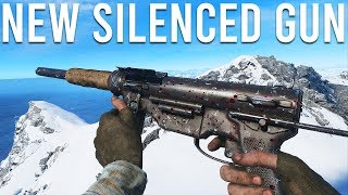 Battlefield 5 Silenced SMG has a trick up its sleeve