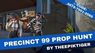 Thumbnail for Precinct 99 Prop Hunt