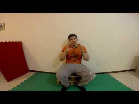 Come rafforzare le articolazioni del ginocchio