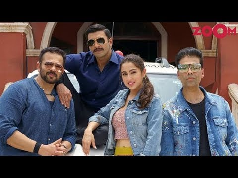 Ranveer Singh & Sara Ali Khan Begin Shooting For Rohit Shetty's 'Simmba'