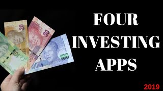 Top 4 Investing Apps in South Africa [How To Start Investing]